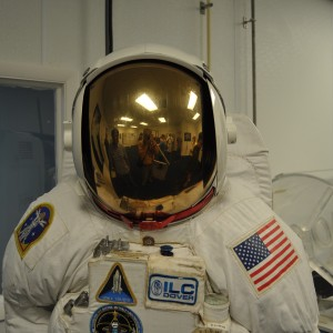 spacesuit from ILC Dover
